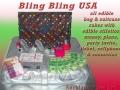 BLING BAG CAKE