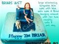 BRIARS 21ST PETS