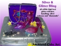 SILVER BLING BAGS