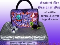 GRAFITTI ART BAGS