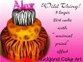 ALEX ZEBRA CAKE