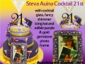 STEVAS COCKTAIL 21ST