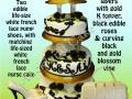 KESAIA'S 21ST cake