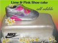 LIME & PINK RUNNERS