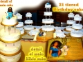 21 LAYER 21ST CAKE