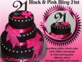 88 aaapink and black 21st