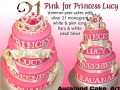 PINK PRINCESS 21ST