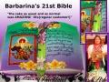 BARBARINAS LARGE BIBLE CAKE