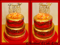 RATANA 21ST CAKE