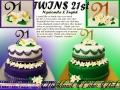 TWINS 21ST NGAIOMITA AND INGRID