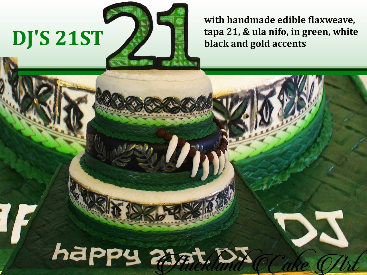 21st Birthday Cakes Male Auckland Cake Art