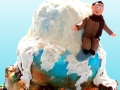 SNOWBOARDER MOUNTAIN 21ST