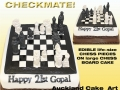 CHECKMATE 21ST