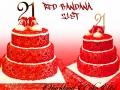 RED BANDANA 21ST