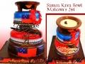 SAMOA KAVA BOWL; MALCOMS 21ST