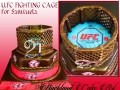 UFC FIGHTING CAGE SAMIUELA