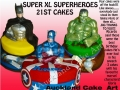 SUPER HEROES 21ST