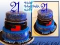 BLUE BANDANA 21st