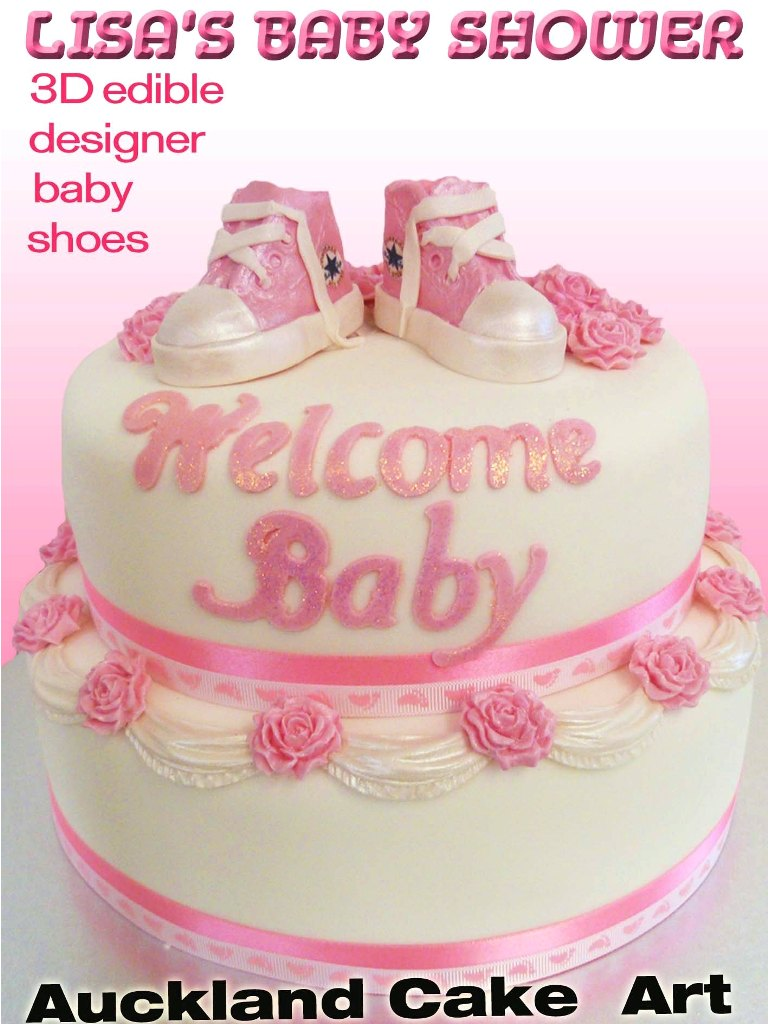 Baby Shower Cakes Auckland