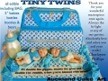 Tiny Twins Diaper Bag