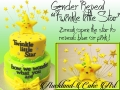 TWINKLE STAR GENDER REVEAL