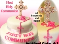 HOLY COMMUNION CROSS - GIRL