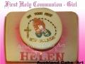 HOLY COMMUNION - GIRL