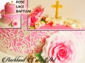 ROSE LACE BAPTISM