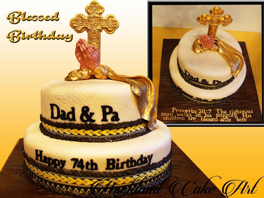 Birthday Cakes Men Auckland Cake Art