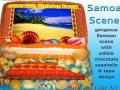 SAMOA SCENE