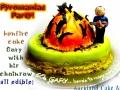 PYRO CAKE
