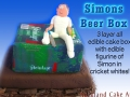 SIMONS BEER BOX