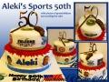 ALEKIS SPORTS 50TH