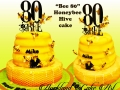 BEE 80 HONEY CAKE