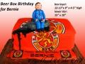 BEER BOX BIRTHDAY FOR BERNIE