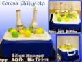 CORONA CHILLY-BIN