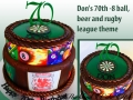 DONS 70TH THEME