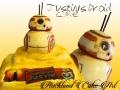 JUSTINS DROID CAKE