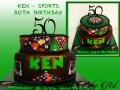 KEN- SPORTS BIRTHDAY