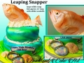 LEAPING SNAPPER