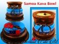 SAMOA KAVA BOWL