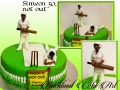 SIMEON 30 NOT OUT