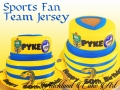 SPORTS FAN TEAM JERSEY EELS