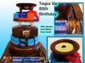 TOGIA VA 80TH
