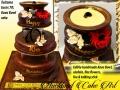 TUITAMA TURNS 70 KAVA BOWL CAKE