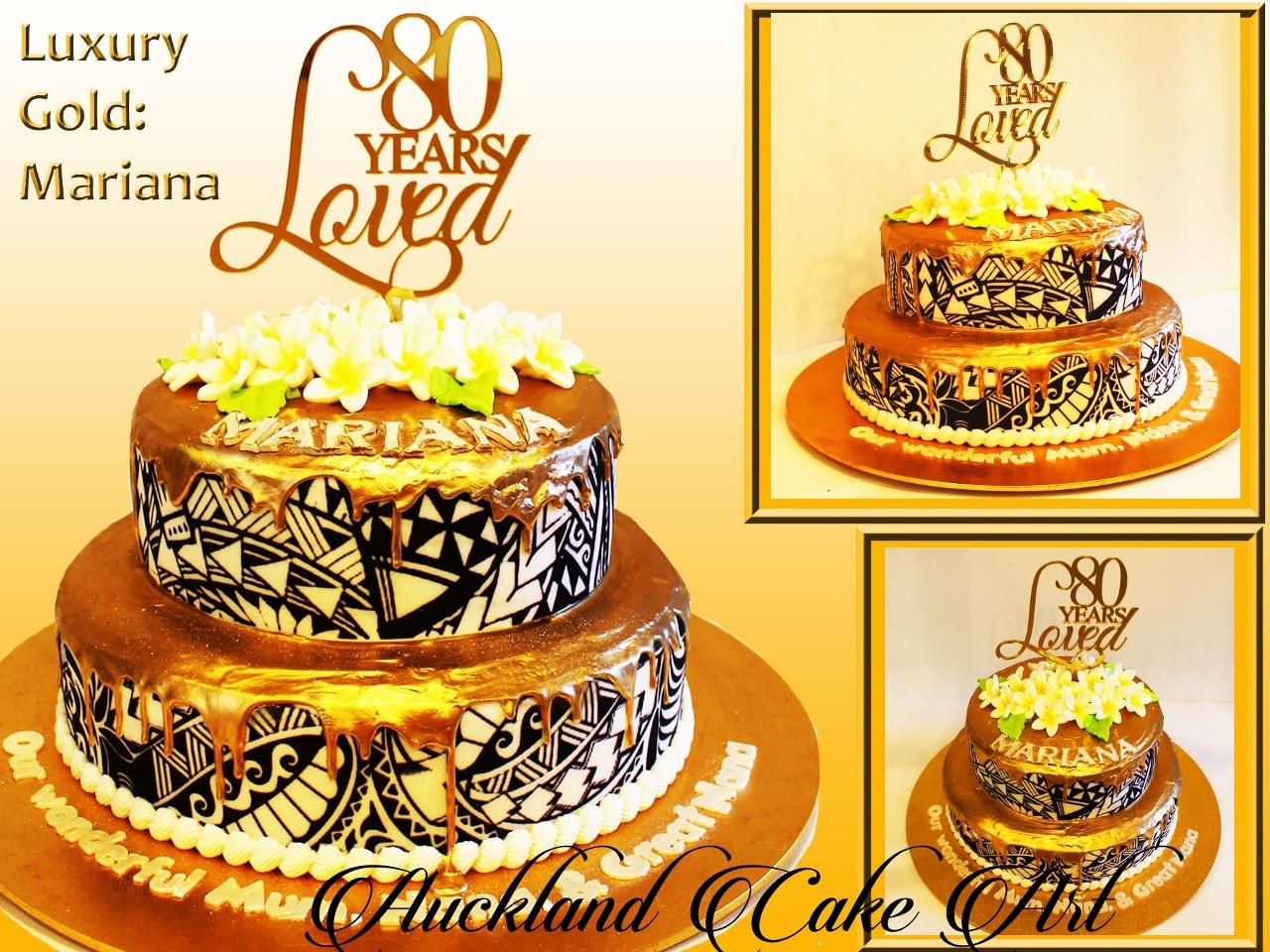 Birthday Cakes Women Auckland Cake Art