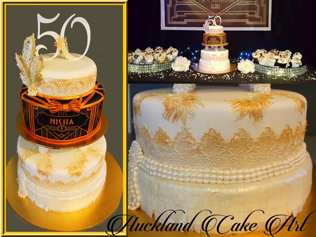 Birthday Cake Nisha Images : Birthday Cakes   Women   Auckland Cake Art