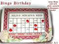 BINGO BIRTHDAY