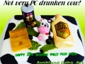 DRUNKEN COW