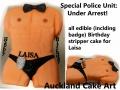 SPECIAL POLICE UNIT - UNDER ARREST!
